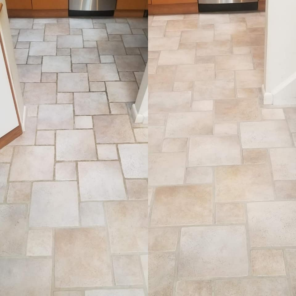 Tiles and grouts contain many germs and pollutants when left untreated or poorly maintained over time. These microorganisms may eventually damage flooring and expose residents to various health concerns. Discolored or stained tiles and grouts are unsightly and reduce the value of your spaces. Also, the porous grout and tile designs make them inaccessible to DIY cleaning solutions. Therefore, it is crucial to seek a reliable expert like Eco-Dry to ensure that your tiles and grouts remain spotless and uncontaminated. Eco-Dry for Flawless Tiles and Grouts Eco-Dry offers a deep clean that regular mops and brushes do not provide. Our dedicated specialists apply odorless, eco-friendly detergents that permeate the porous surfaces of tiles and grouts to eliminate common pollutants such as mold, mildew, germs, fungus, and other harmful bacteria. Each member of the Eco-Dry team possesses a keen eye for detail, never missing a spot on your precious flooring. Additionally, we have the specialized tools and expertise to unclog your grout lines, freeing the gaps from harmful build-up. We apply the most advanced washing techniques that remove stubborn grime from tile surfaces, resulting in a sparkly sheen. Additionally, our team goes the extra mile, informing you of actions taken in the case of damaged or loose tiles and grouts (i.e., reapplying sealants) to act fast and decisively to prevent further deterioration. Contact us today to discover how you can restore the luster of your tiles and grouts safely and without delay in the most eco-friendly way.