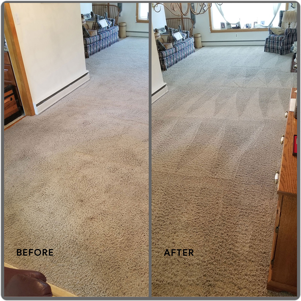 Routine carpet cleaning helps eliminate stubborn pollutants like grease and soil compounds attached to carpet fibers, which gradually ruins the fabric. Unfortunately, conventional carpet cleaning methods may prove ineffective and pose environmental concerns. The good news is that there's a safer and more efficient way to keep your carpets fluffed, fresh, and cleaned according to the highest standards. The Eco-Dry Carpet Cleaning Solution Eco-Dry applies a unique cleaning detergent that emulsifies and encapsulates soil compounds, enabling their easy removal without damaging your precious carpets. Being a family-operated business, we understand firsthand how important it is to keep interiors safe and comfortable for residents and visitors alike. Our low VOC-compliant solution contains non-toxic components (no overly potent solvents), keeping your pets and young children safe as they expose themselves to your cleaned carpets.